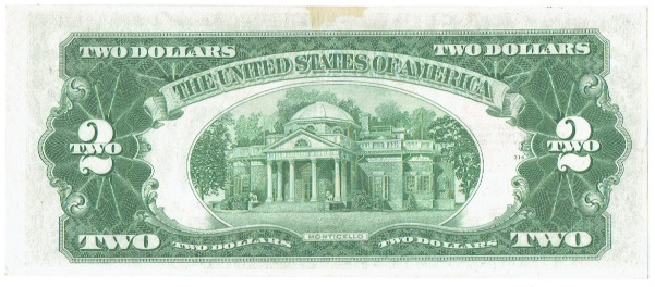 1928 E Two Dollar United States Note